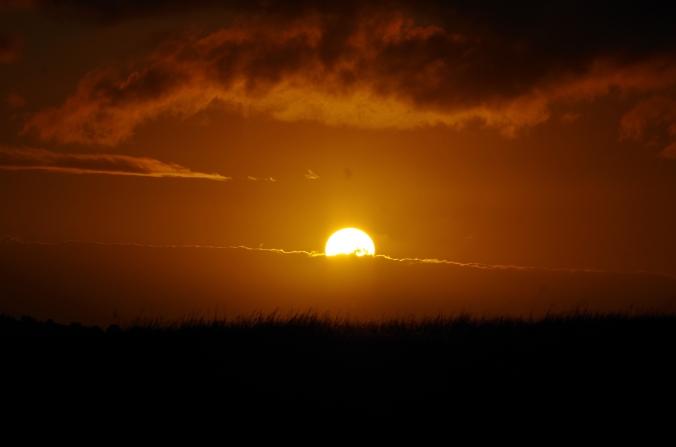 soleil afrique